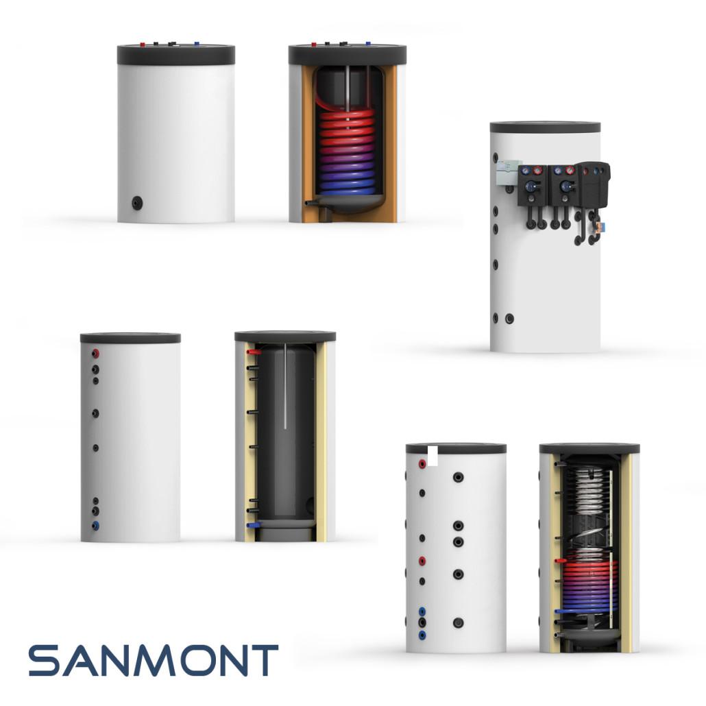 speichertechnik, pufferspeicher, warmwasserspeicher, kombispeicher, solaranlagen, energie sparen, heizungsanlage, online kaufen