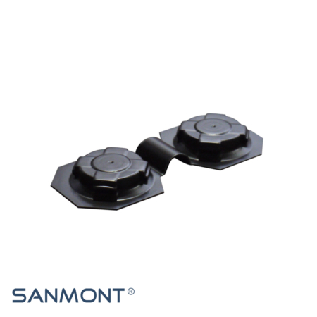 Fußbodenheizung Noppensystem, Fußbodenheizung kaufen, Shop, Sanmont