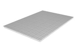 Dämmung für Fußbodenheizung, Zusatzdämmung, Fußbodenheizung, Wärmedämmplatten, sanmont, shop_fussbodenheizung, kombi verbundplatte pur