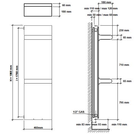 design badheizk rper sanmont shop heizk rper. Black Bedroom Furniture Sets. Home Design Ideas