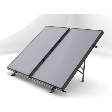 schraegdachbefestigung solarthermie dachbefestigung montagesystem