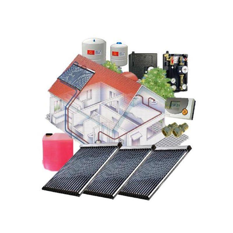 Solar Thermie Pakete