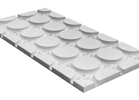klimaboden umlenkplatte