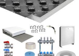 Fußbodenheizung Noppensystem Komplett, Fußbodenheizung Noppensystem, online kaufen, sanmont shop