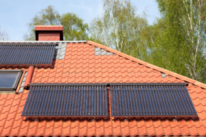 Solaranlagen und Speichertechnik, für Heizungsanlagen